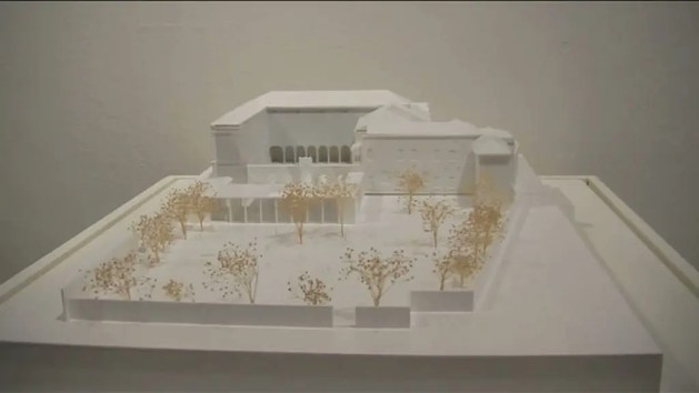 Restauro e ampliamento di Palazzo dei Diamanti e Palazzo Massari: i progetti vincitori – VIDEO