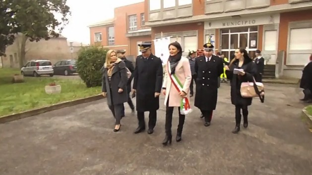 Vigarano Mainarda, commemorazione 14esimo anniversario strage Nassiriya – VIDEO
