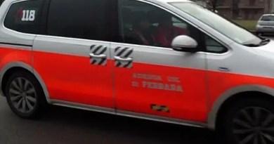 118 auto medica ambulanz