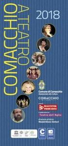 Comacchio a teatro 2018