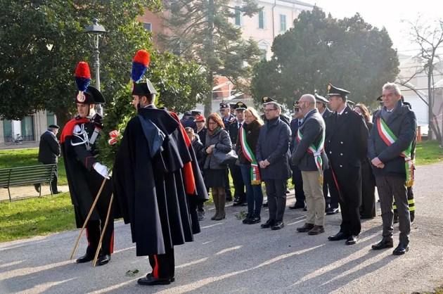Copparo ricorda il brigadiere Armando Sepe
