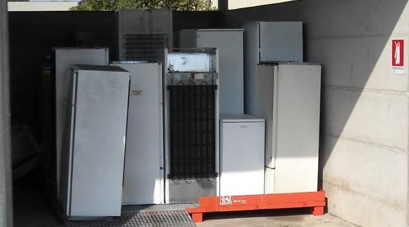 frigo raee elettrodomestici rifiuti