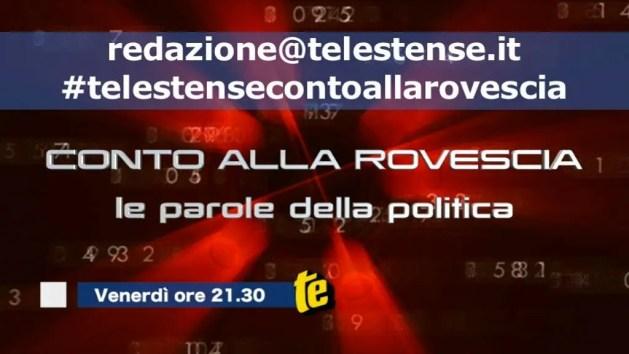 """Elezioni, """"Conto alla rovescia"""": Fabbri (Lega) e Zappaterra (PD) su Telestense"""