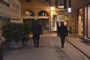 droga centro carabinieri