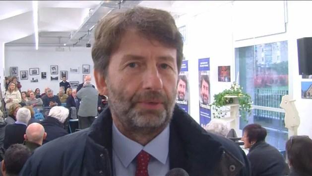 Dario Franceschini a Wunderkammerpresenta candidatura e programma – INTERVISTA