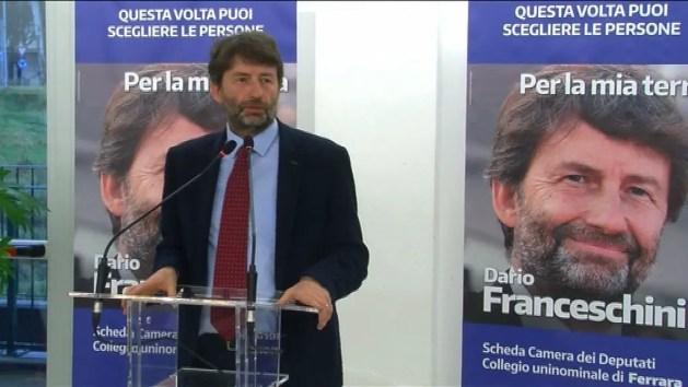Elezioni, PD: Franceschini presenta il programma – VIDEO