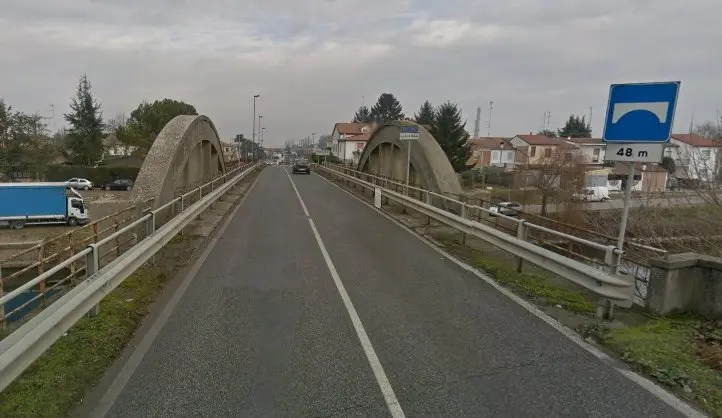 ponte final rero via pomposa