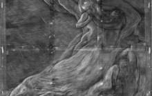 """Scanner speciale svela dettagli nascosti del """"Paolo e Francesca"""" di Previati"""