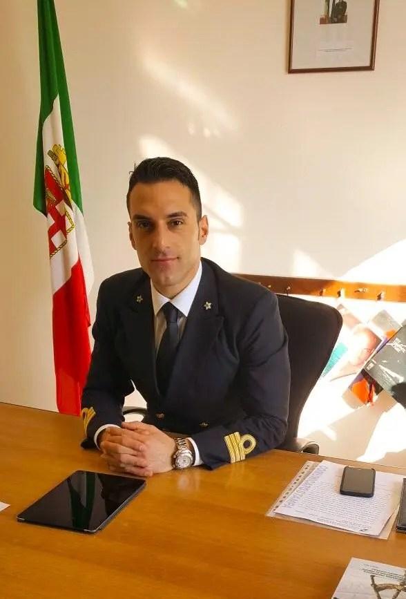 Cambio al vertice dell'Ufficio circondariale marittimo – Guardia Costiera di Porto Garibaldi