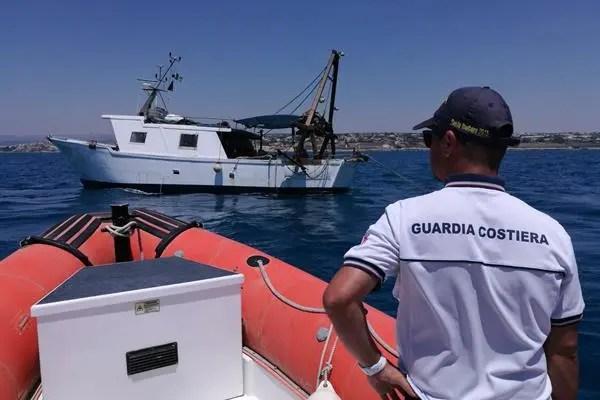 Multe per 12 mila euro in mare