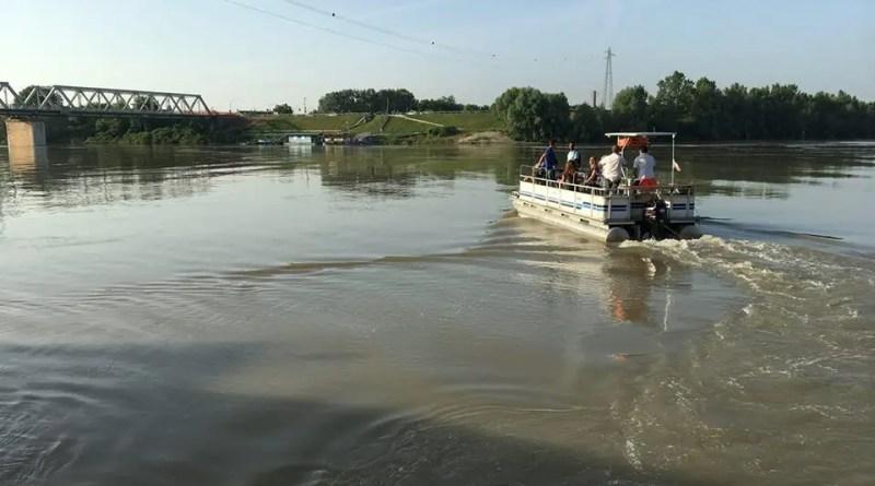 traghetto po ponte