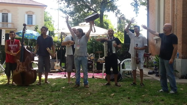 Buskers Festival al Centro Diurno Maccacaro
