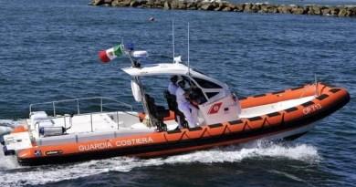 CP 713 motovedetta guardia costiera