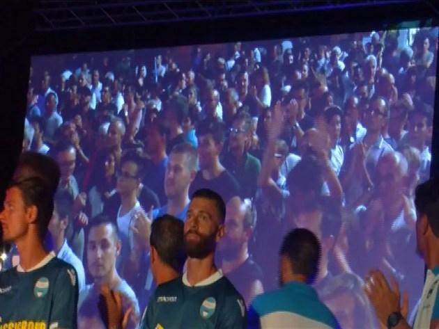 Festa Spal ai piedi del Castello Estense – VIDEO