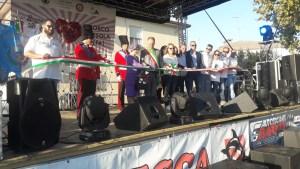Sagra Radicchio 2018 inaugurazione