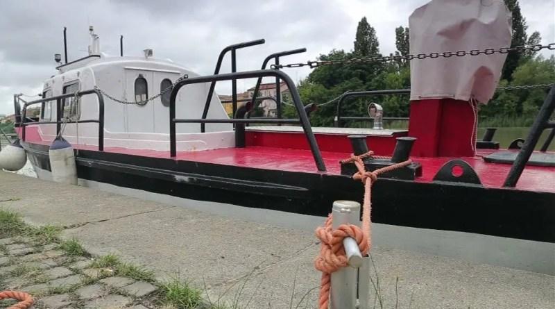 barca fiume canale idrovia darsena san paolo