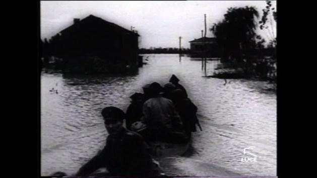 67 anni fa, l'alluvione in Polesine