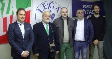 centrodestra lega forza italia