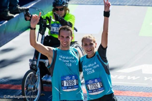 L'esperienza di Giorgia Mancin e Luca Andreella alla Maratona di New York