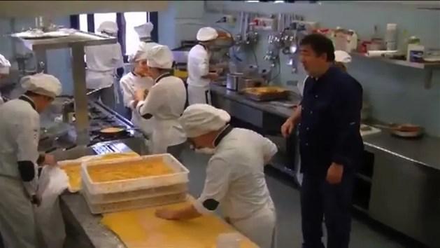 """Orio Vergani premiato per """"E-R School of Food"""" – VIDEO"""