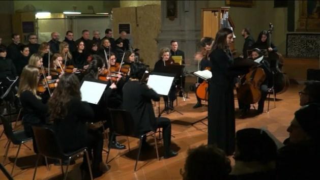 Concerto di Natale a S.Cristoforo in Certosa su Telestense – VIDEO
