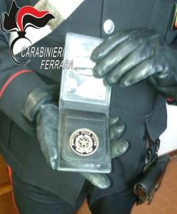 carabinieri distintivo