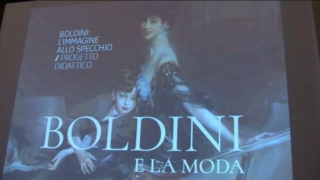 Boldini e la moda: fonte d'ispirazione e per affrontare meglio l'adolescenza – VIDEO