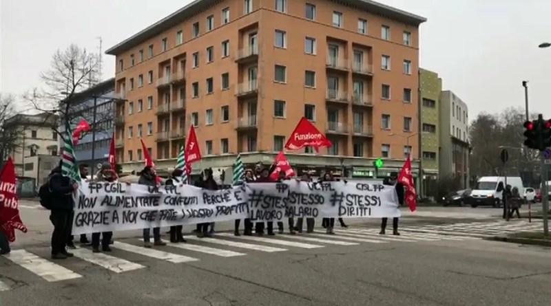 sciopero salus