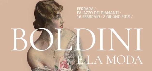 """""""Boldini e la moda"""" a Ferrara, Palazzo dei Diamanti, 16 Febbraio – 2 Giugno 2019"""