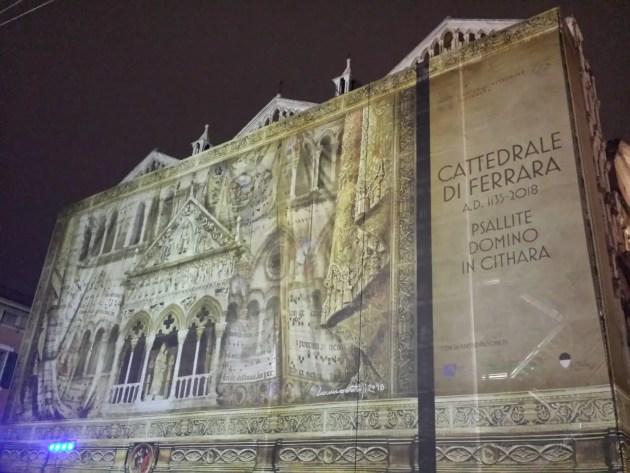 Duomo di Ferrara chiude i battenti dal 4 marzo