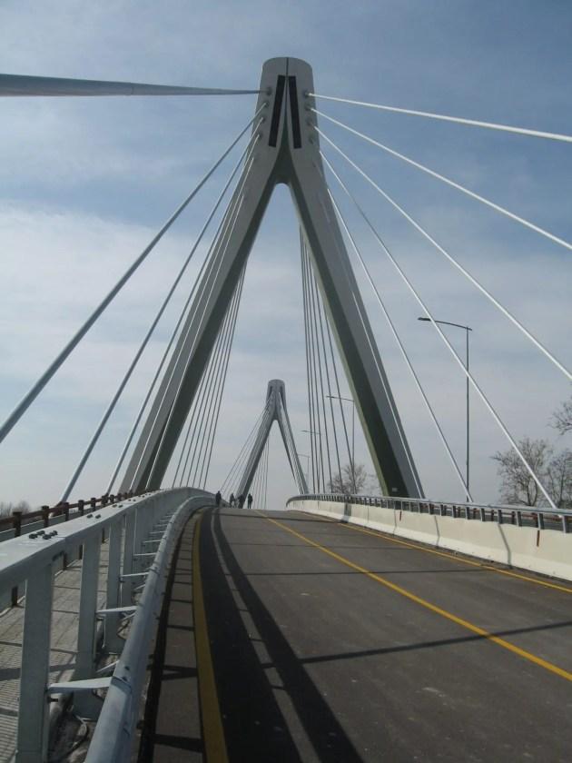 Ostellato, Idrovia ferrarese: inaugurato nuovo ponte