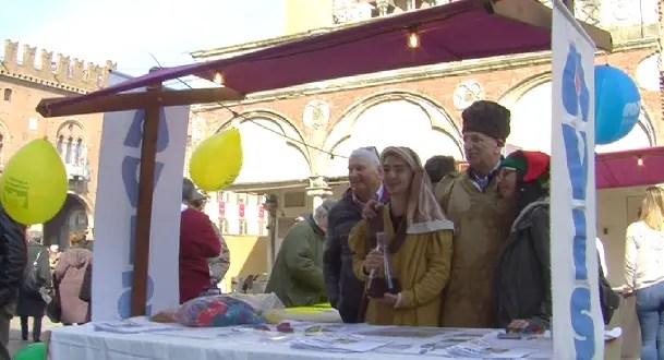 Al Carnevale degli Este, il Mercato delle Erbe