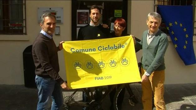 Nasce in centro a Ferrara l'infopoint per turisti/ciclisti – VIDEO