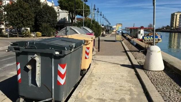 Porto Garibaldi: al via la raccolta rifiuti porta a porta – VIDEO