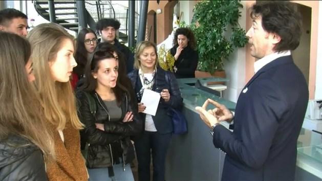 Oltre cinquecento studenti in visita alle imprese Cna – VIDEO