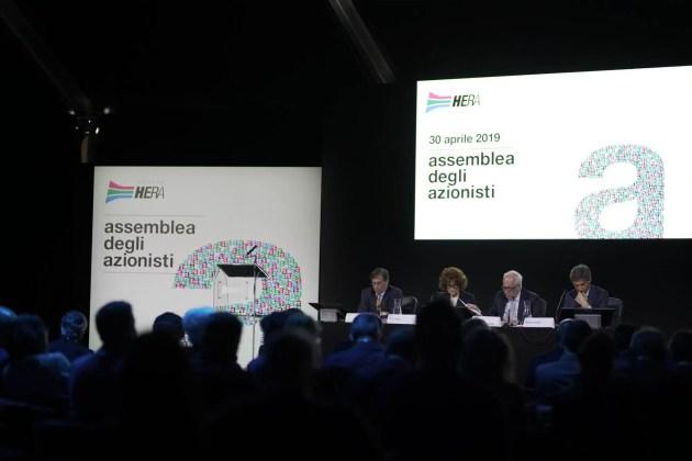 Assemblea dei Soci Hera: approvati bilancio di esercizio 2018 e dividendo in crescita a 10 centesimi