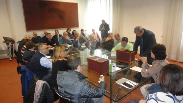 Liste elettorali comunali: risultati sorteggio posizione manifesti e scheda
