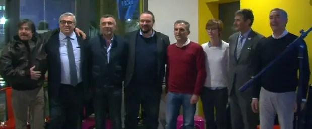 La Ferrara dello sport : l'impegno degli otto candidati sindaci