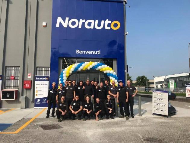 Inaugurato a Ferrara un nuovo centro Norauto