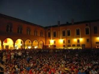 Mondiali calcio femminile, Italia-Brasile su maxi-schermo in piazza Municipale a Ferrara