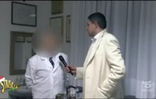 Vigarano manifesta a sostegno del dott. Piganti
