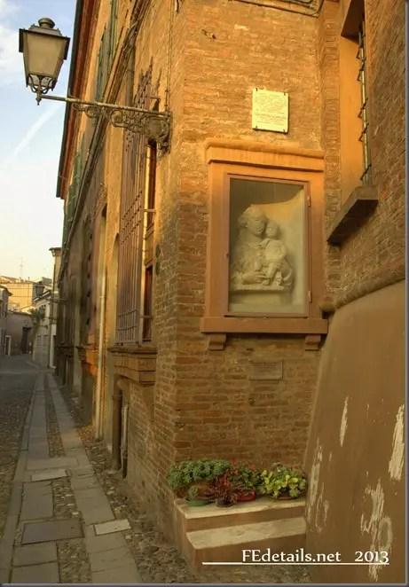 """La via dei """"miracoli"""": immagini devozionali di Ferrara – int. Daniela Fratti e Francesco Scafuri"""