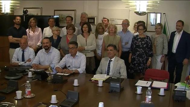 Futuro economia: neo-sindaco Ferrara incontra vertici CamCom – VIDEO