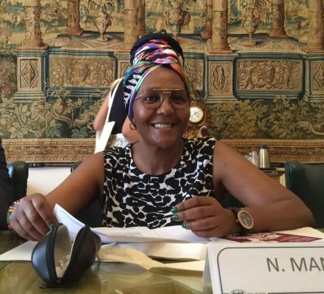 Alla Cooperativa Castello l'incontro conclusivo con Ndileka Mandela della Giornata Internazionale delle Cooperative