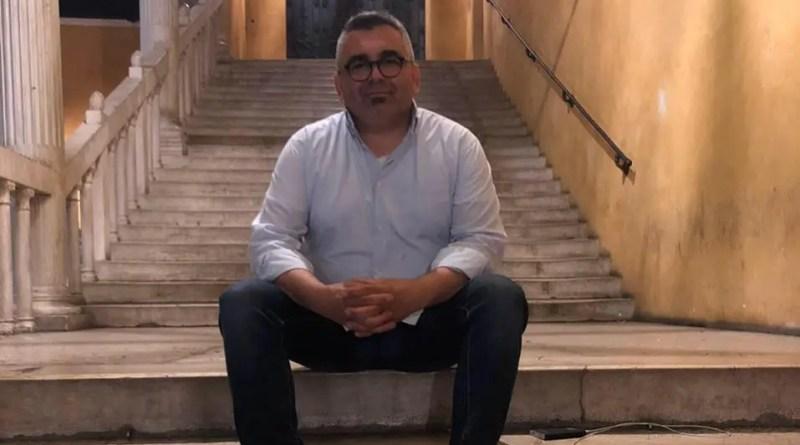 Nicola Lodi, vice-sindaco di Ferrara
