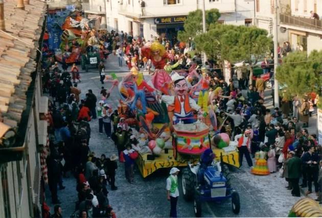 Torna il Carnevale d'estate dei Lidi Scacchi e Pomposa