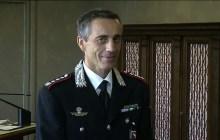 """Nuovo comandante provinciale carabinieri: """"Massimo sforzo per mantenere sicurezza a Ferrara"""" – VIDEO"""