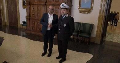 comandante polizia municipali rimondi