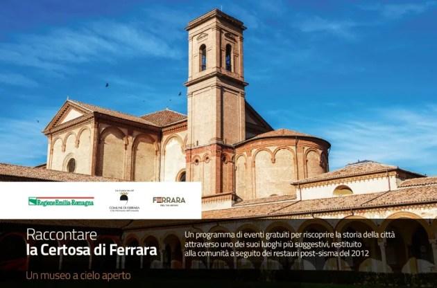 Visite speciali gratuite in Certosa e al Tempio S.Cristoforo, gioielli da riscoprire