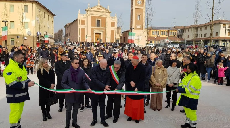 chiesa sant'agostino,ferrara,terremoto,sisma,piazza